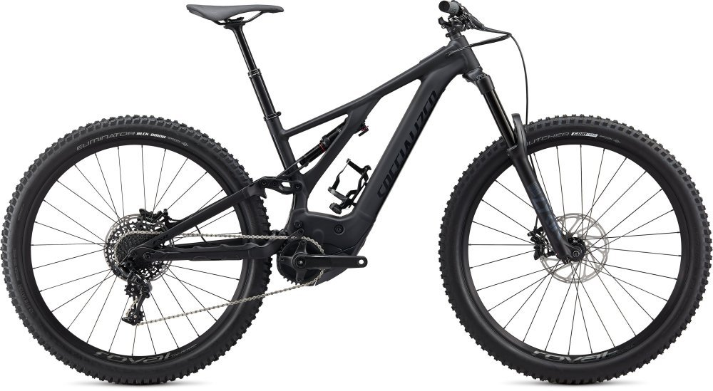 Specialized Turbo Levo Comp Black / Black M